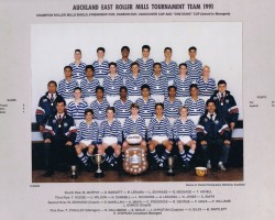 Auckland East 1991