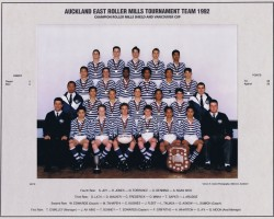 Auckland East 1992