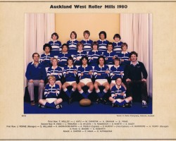 Auckland West 1980