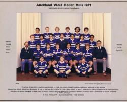 Auckland West 1982