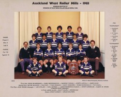 Auckland West 1983