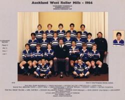 Auckland West 1984