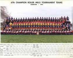 Tournament Team 1994