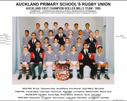 Auckland East 1995
