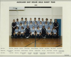 Auckland East 2001