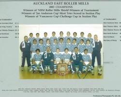 Auckland East 2003