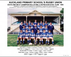 Auckland West 1994