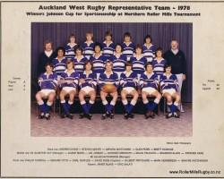 Auckland West 1978