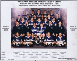 Auckland West 1996