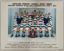 Auckland West 1997
