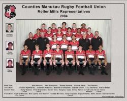 Counties Manukau 2004