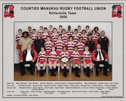 Counties Manukau 2005
