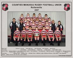 Counties Manukau 2007
