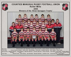 Counties Manukau 2008