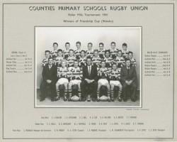 Counties Manukau 1961
