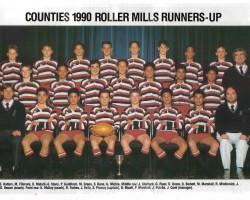 Counties Manukau 1990