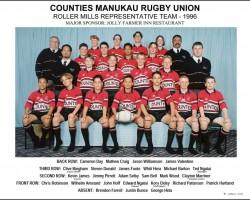 Counties Manukau 1996