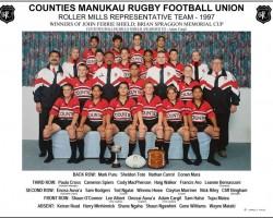 Counties Manukau 1997
