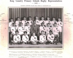 King Country 1955