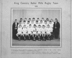 King Country 1964
