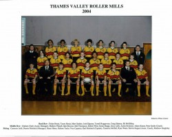 Thames Valley 2004