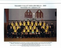 Thames Valley 2005
