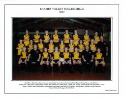 Thames Valley 2007