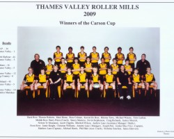 Thames Valley 2009