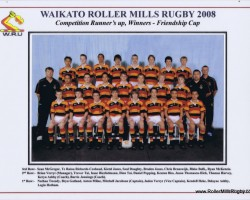 Waikato 2008
