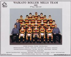 Waikato 2009