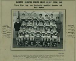Waikato Rangers 1968