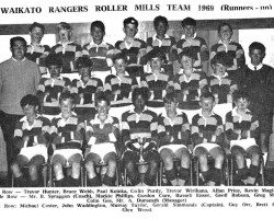 Waikato Rangers 1969